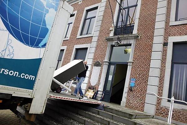 Déménagement à Liège, Namur, Wavre, Huy, Andenne et Ciney