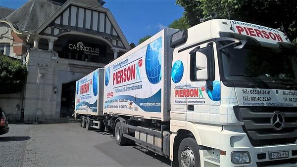 Déménagements pour particuliers et professionnels à Liège, Namur, Wavre, Andenne et Huy